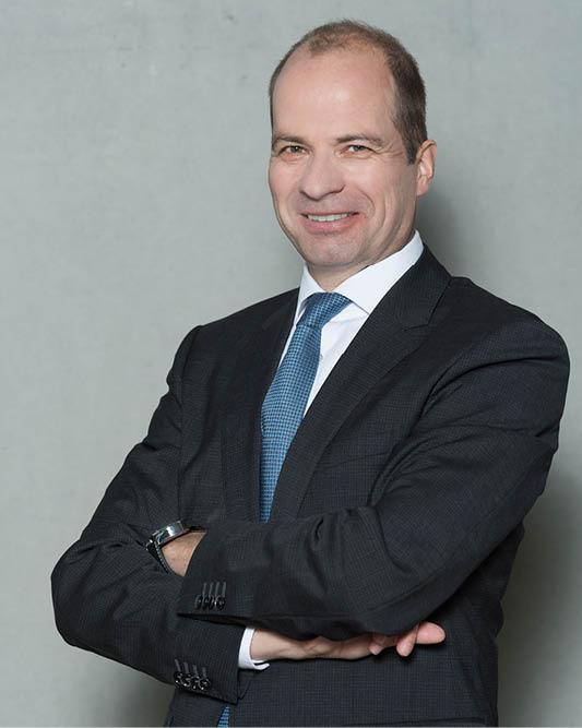 Geschäftsführer Bauunternehmung Glöckle Holding GmbH, Armin Köchling