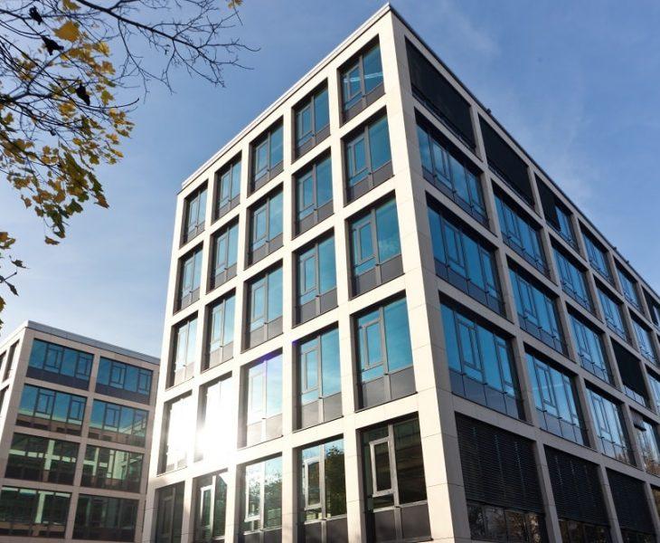 Bürogebäude DIBAG, Baufeld I, Nürnberg-3