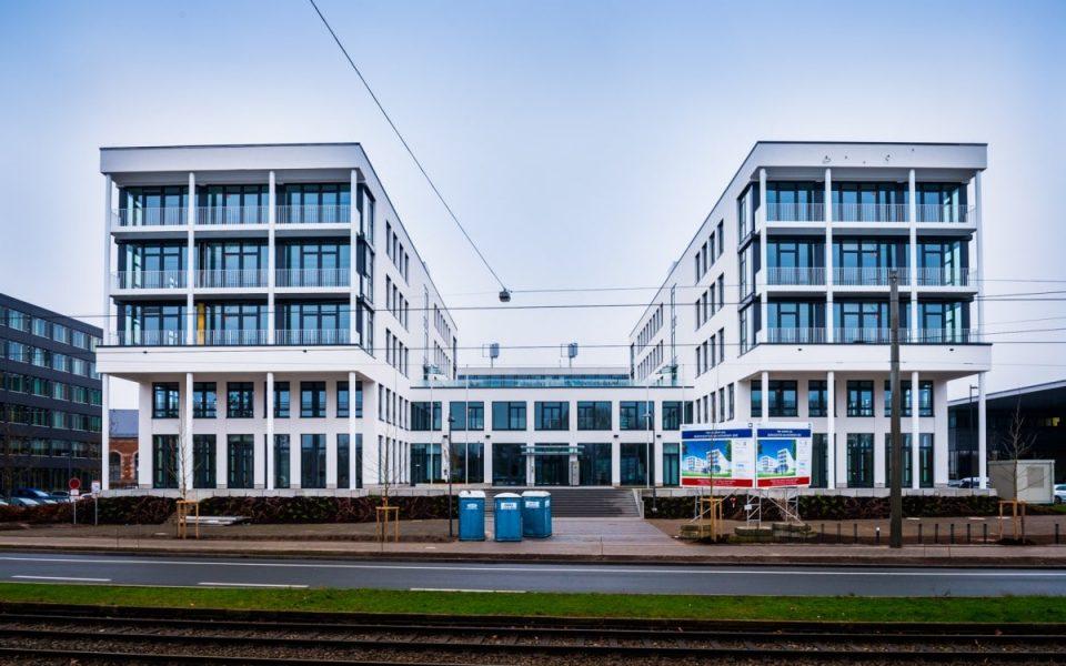 Bürogebäude DIBAG, Baufeld III, Nürnberg-1
