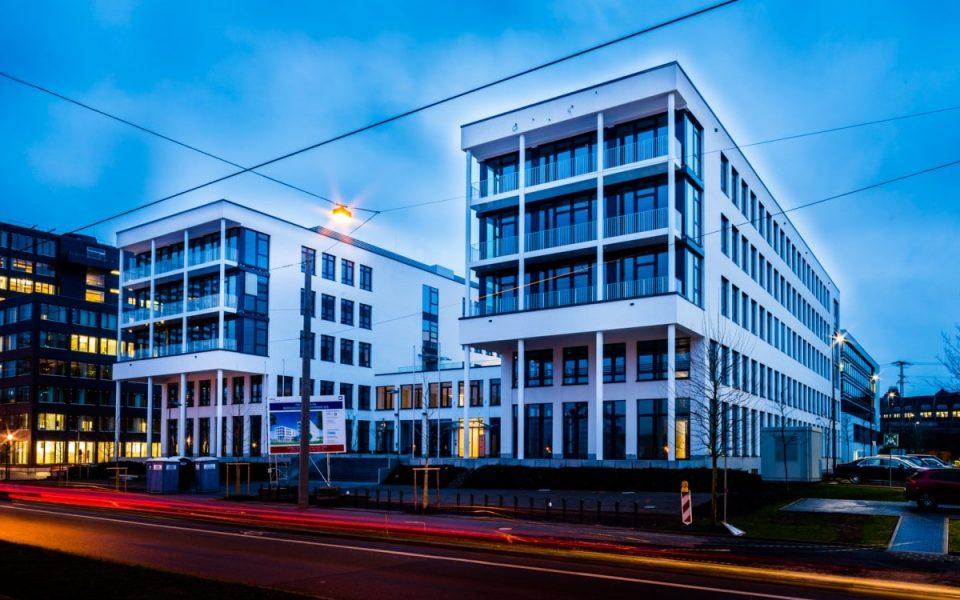 Bürogebäude DIBAG, Baufeld III, Nürnberg-2
