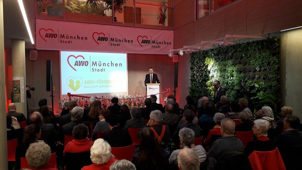 Christoph Frey, Geschäftsführer AWO München Stadt