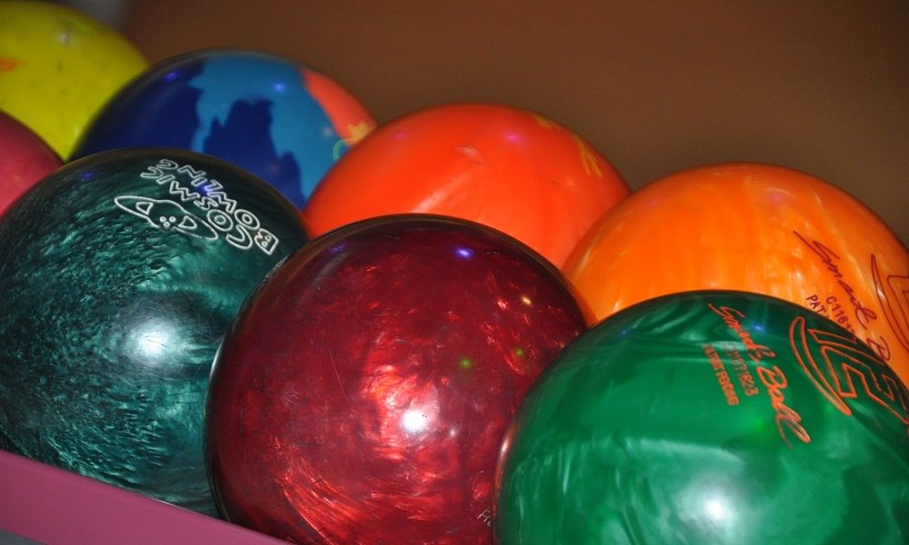 Bowlingkugeln