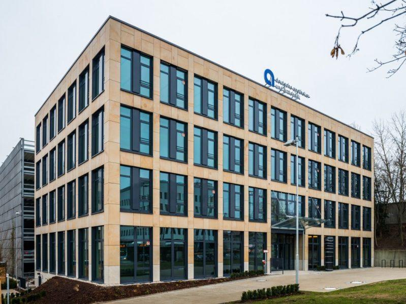 Kopfbau DIBAG Büro mit Bank, Nürnberg-6
