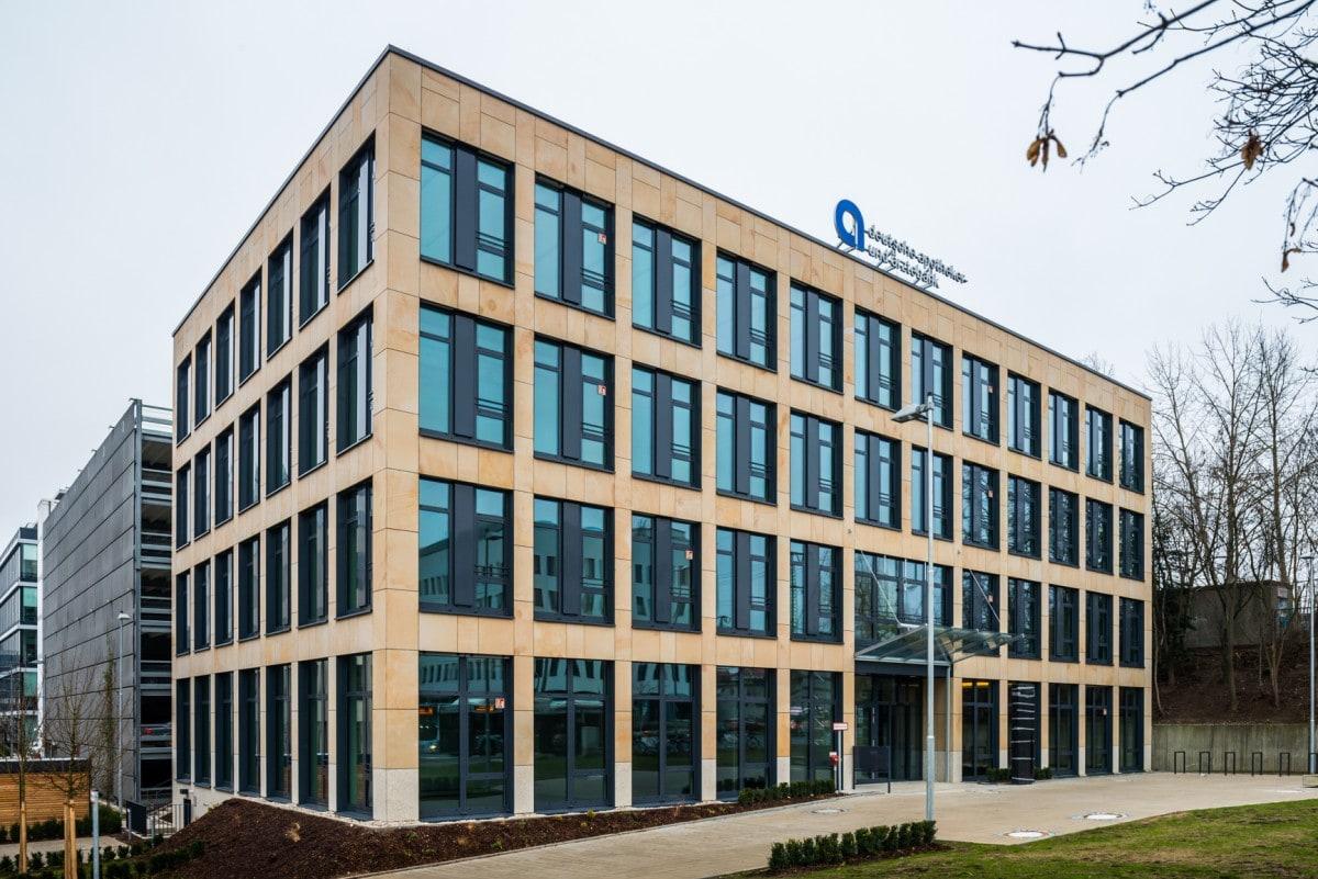 Büro- und Bankgebäude in Nürnberg