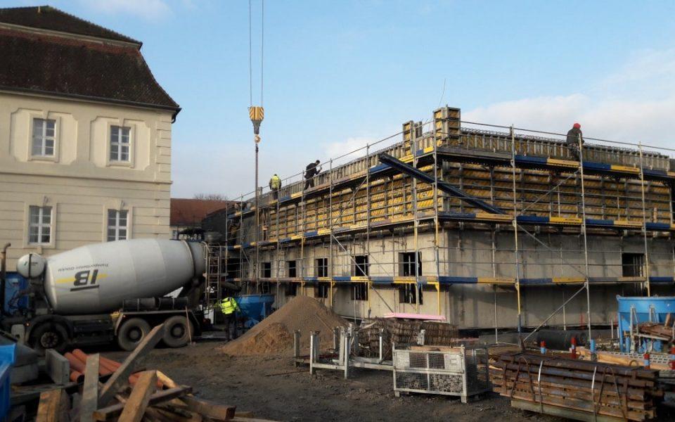 Neubau und Sanierung Krankenhaus Schloss Werneck, Werneck-2