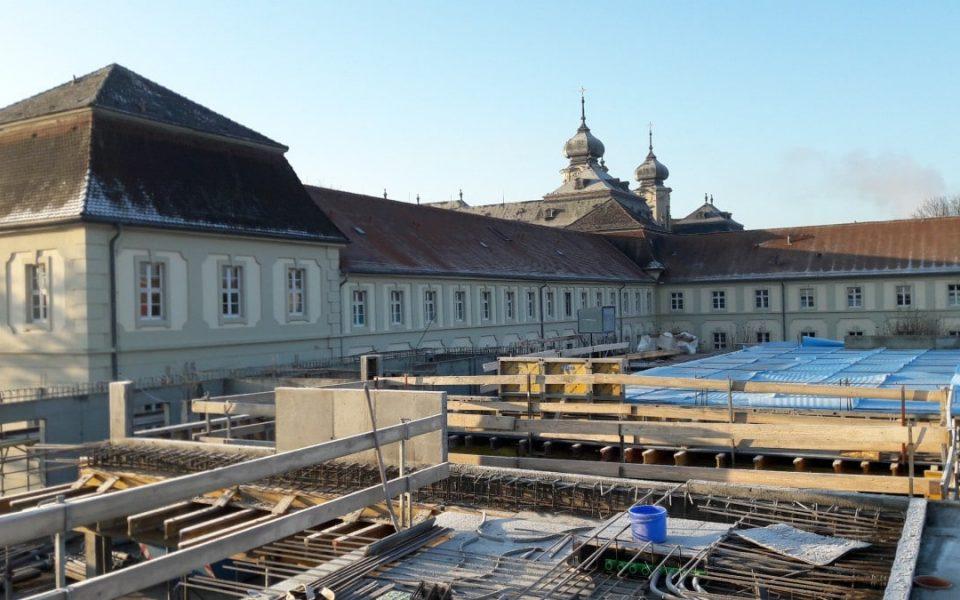 Neubau und Sanierung Krankenhaus Schloss Werneck, Werneck-4