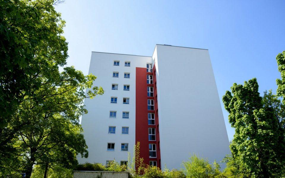 Sanierung Wohnanlage Lauinger Str. 37, München-1