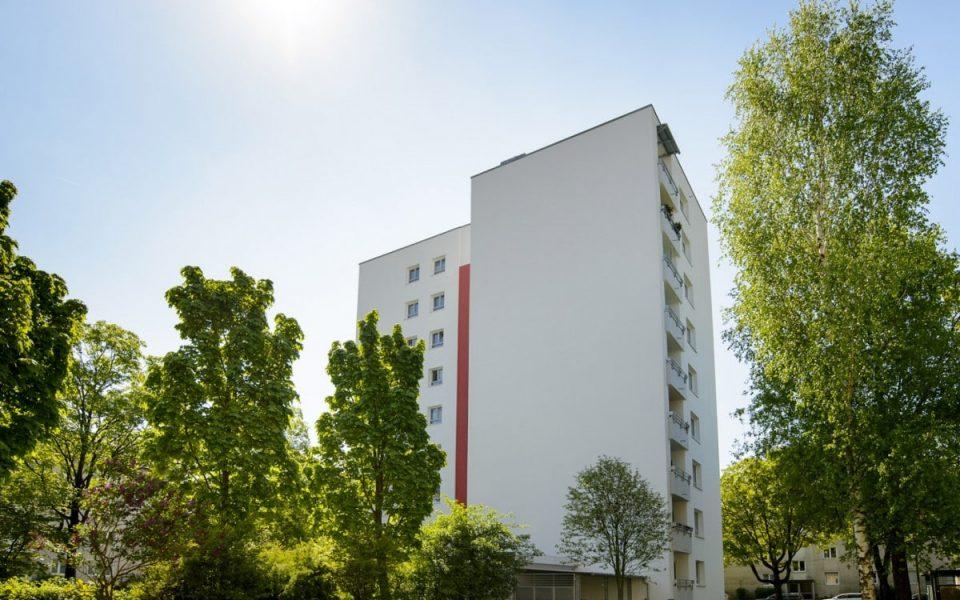 Sanierung Wohnanlage Lauinger Str. 37, München-2