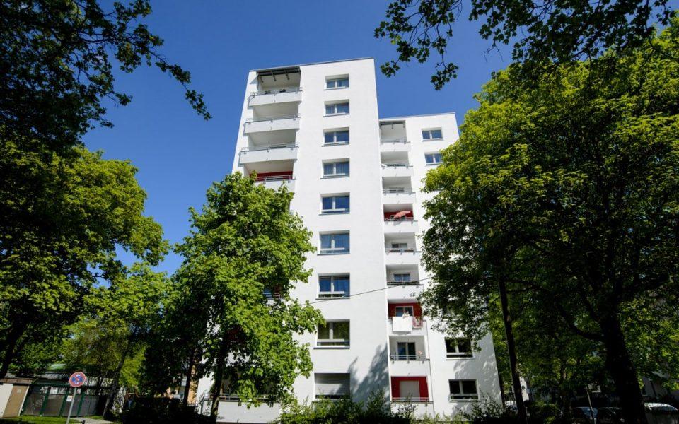 Sanierung Wohnanlage Lauinger Str. 37, München-3