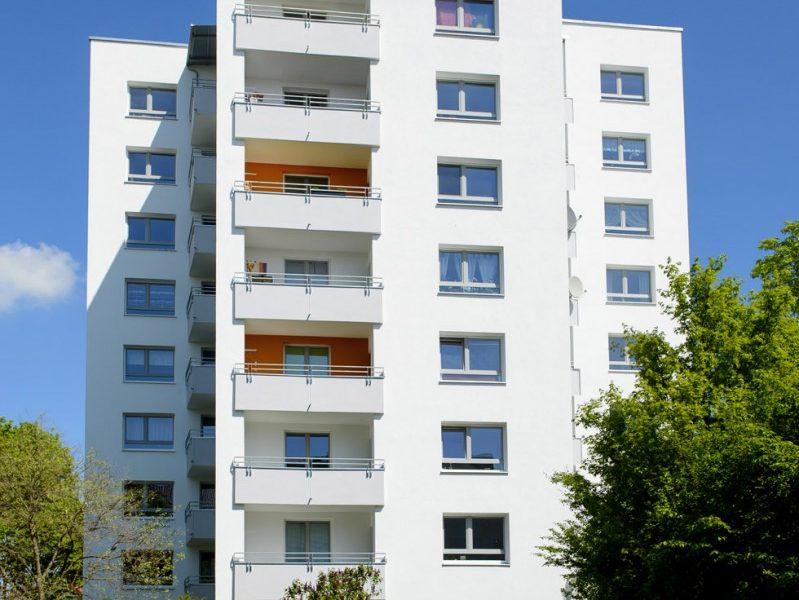 Sanierung Wohnanlage Lauinger Str. 63, München-2