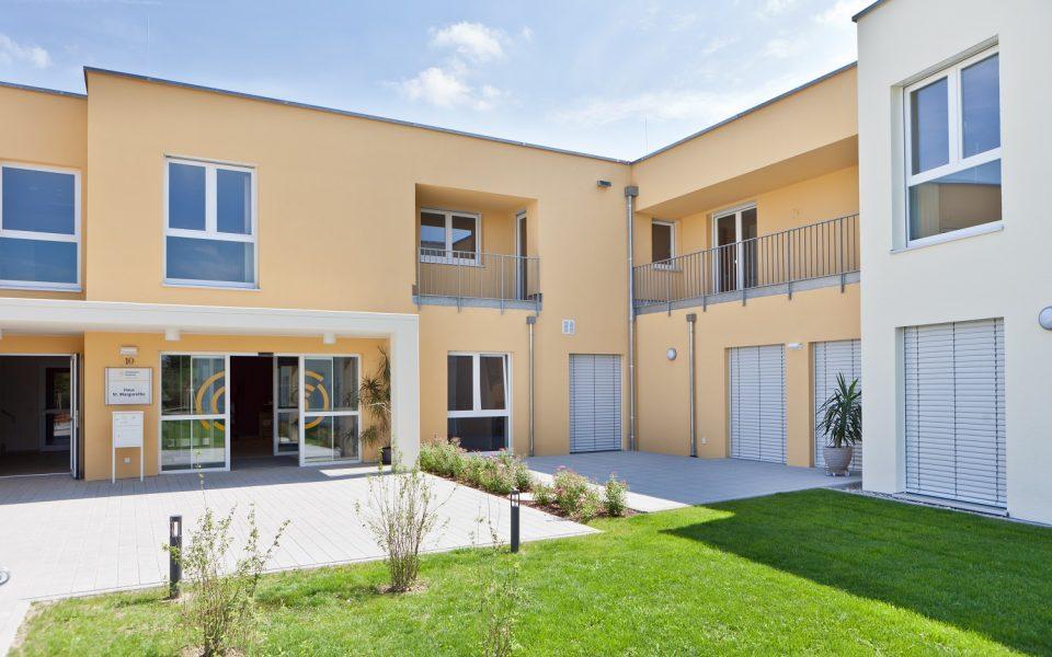 In Lichtenau-Ulm wurde ein neues Pflegezentrum vom Glöckle gebaut