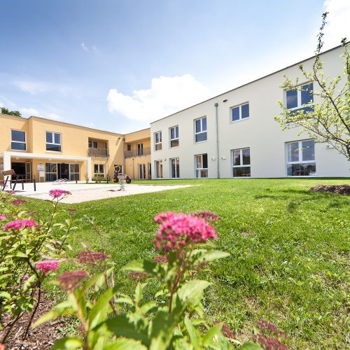 Auch für die kleinen Gäste bietet das Pflegezentrum Lichtenau-Ulm Möglichkeiten