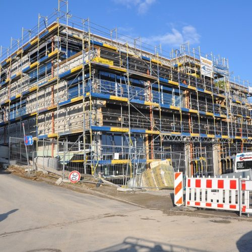 Neubau Technologiezentrum Würzburg