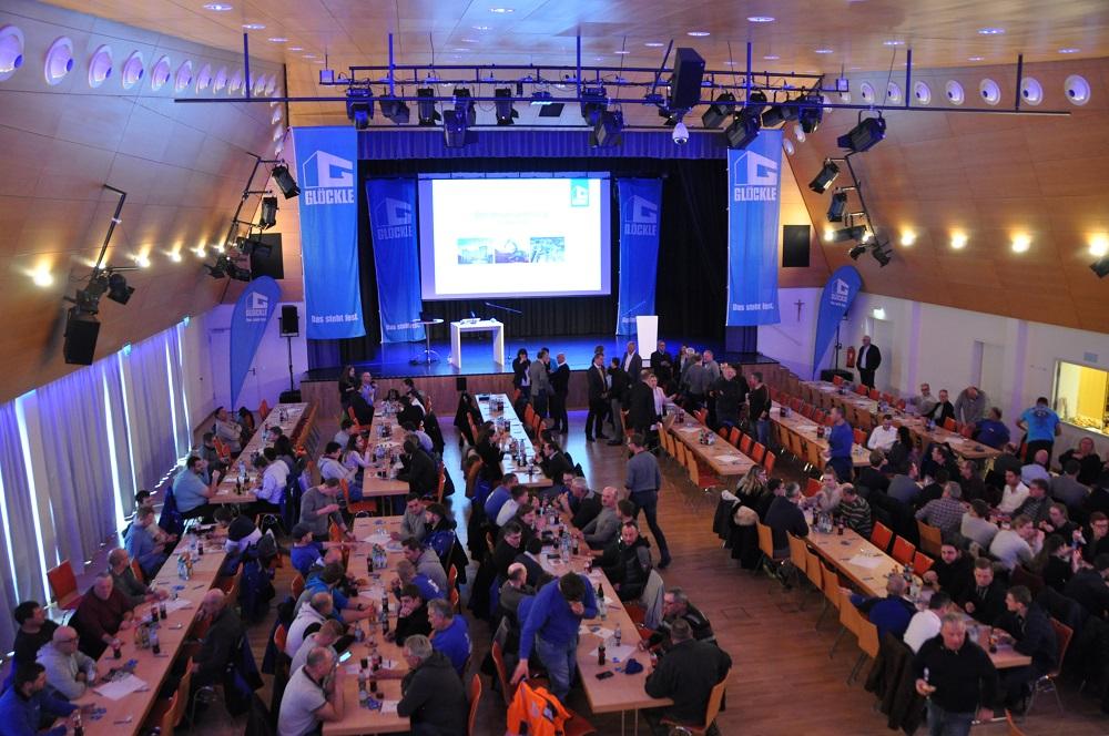 GLÖCKLE Betriebsversammlung 2019