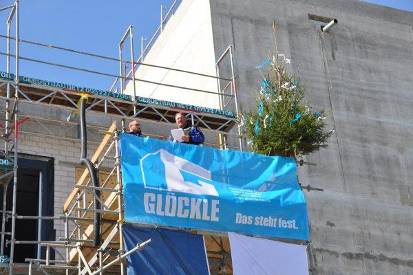 GLÖCKLE Richtfest Kernkraftwerk Grafenrheinfeld (1)