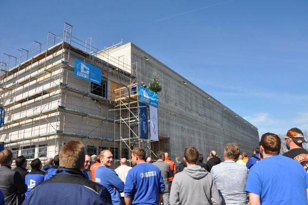 GLÖCKLE Richtfest Kernkraftwerk Grafenrheinfeld (3)