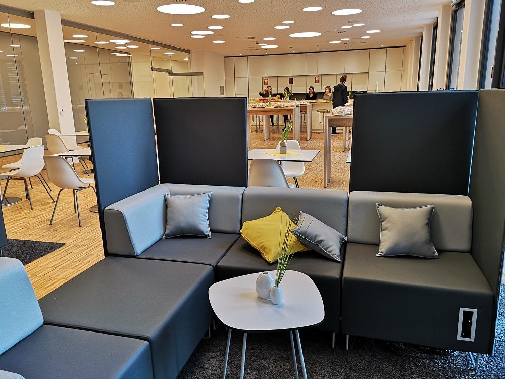 Einweihung neue GLÖCKLE Caféteria