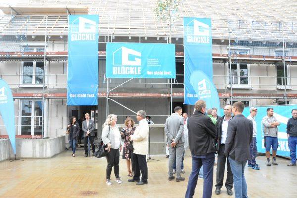 GLÖCKLE_Richtfest MehrfamilienhäuserKürnach (1)