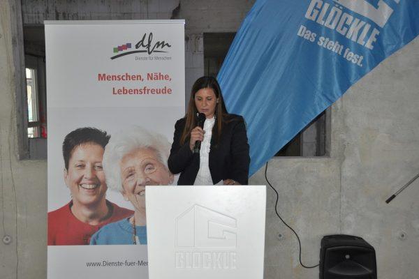 GLÖCKLE - Richtfest Vellberg