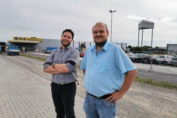 GLÖCKE_Spatenstich Bosch-Dienst Mezger (2)