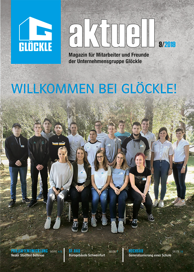 GLÖCKLE aktuell – Ausgabe September 2019
