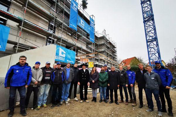GLÖCKLE Baustellen-Team
