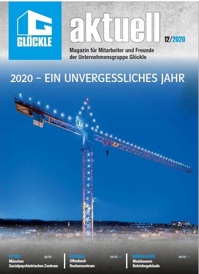 GLÖCKLE aktuell – Ausgabe Dezember 2020
